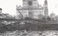 Roma: oltre 40.000 beni culturali a rischio alluvione, a Firenze il Battistero e la basilica di Santa Croce