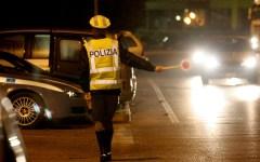 Toscana: interventi in serie della Polizia stradale, salvano un capriolo e acciuffano automobilisti indisciplinati