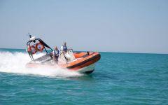 Livorno: padre e figlio salvati al largo della Gorgona. La loro barca era andata a fondo