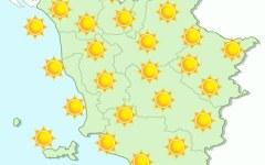 meteo, Toscana: le previsioni del Lamma fino a mercoledì 14 giugno. Temperature massime in aumento