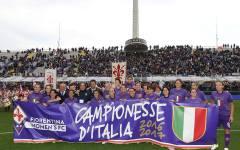 Calcio: Fiorentina women's vince anche la Coppa Italia. Battuto il Brescia 1-0