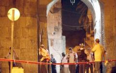 Gerusalemme: assalto di palestinesi agli israeliani, uccisi i due attentatori, tre feriti gravemente
