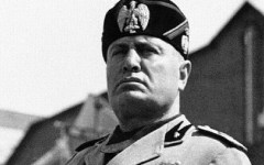 Pisa: revocata la cittadinanza onoraria a Benito Mussolini