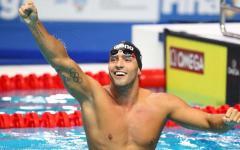 Budapest, mondiali nuoto: il livornese Detti oro negli 8oo sl, terzo Paltrinieri