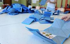 Elezioni: ultimo sondaggio, avanza il centrodestra (35,1%), calano M5S (27,6%) e Pd (26,9)