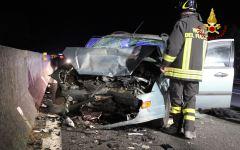 Incidente sulla Firenze-Pisa-Livorno: contromano provoca un frontale. Un morto e un ferito