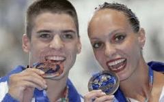 Mondiali nuoto: Minisini-Perrupato, argento nel sincronizzato