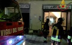 Firenze: moschea Borgo Allegri, principio incendio, salvata una persona
