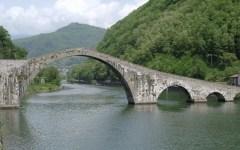 Borgo a Mozzano (Lu): Ponte del Diavolo sarà restaurato grazie all'Art bonus