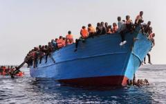 Palermo, migranti: scafista condannato 8 anni e mezzo di carcere e 19 milioni di multa