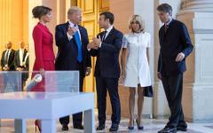 Francia: per la festa nazionale nasce nuova alleanza Trump - Macron