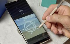 New York:  Galaxy Note 8, il nuovo Smartphone Samsung con doppia fotocamera. In arrivo a settembre