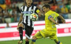 Fiorentina: preso Thereau dall'Udinese. Per 2 milioni