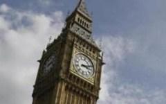 Londra: l'ultimo rintocco del Big Ben, lavori di restauro per 4 anni
