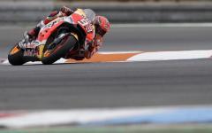 Moto Gp: a Brno primo Marc Marquez solo quarto Valentino Rossi
