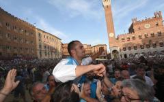 Siena: l'Onda vince il palio dell'Assunta, esclusa la Lupa (foto)