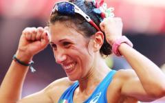 Atletica Londra: Antonella Palmisano medaglia di bronzo nella 2o km marcia