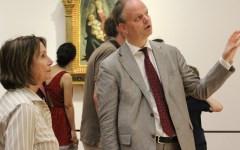 Uffizi: Nancy Pelosi visita la galleria, guida d'eccezione il direttore Eike Schmidt