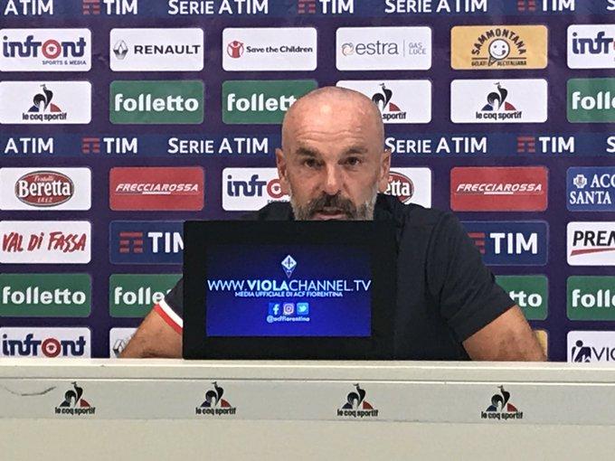 Fiorentina: Pioli, aspetto passi avanti