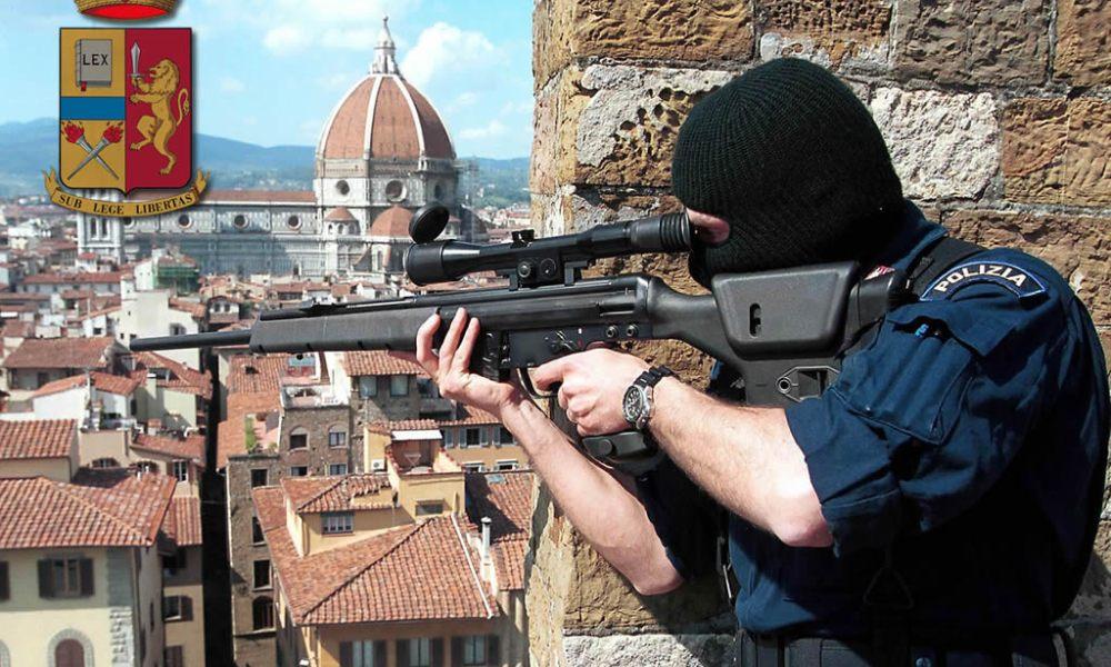 Fioriere contro gli attentati terroristici: le prime due installate a Firenze