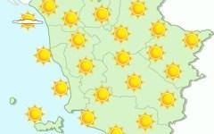 meteo Toscana: le previsioni del Lamma fino al 28 agosto