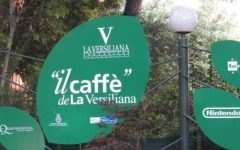 Marina di Pietrasanta (Lu): Salvini al caffè della Versiliana, aboliremo i prefetti
