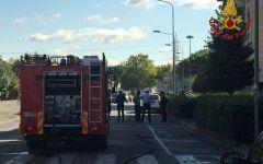 Lastra a Signa: fuga di gas, 130 persone fuori casa. Evacuati  8 palazzi (Video)