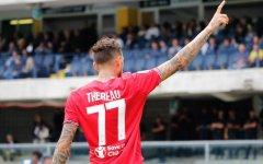 Fiorentina: Thereau (lesione femorale) fuori. A Crotone rientrerà Gil Dias
