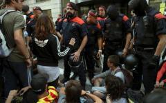 Barcellona: referendum Catalogna, pugno duro del premier spagnolo Rajoy