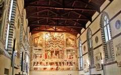 Firenze: Enrico Bronzi sul podio dell'Orchestra della Toscana (ORT) nel Cenacolo di Santa Croce