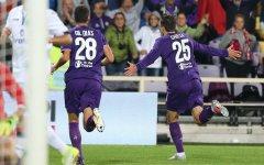 Fiorentina: l'Atalanta fa pari al 94' (1-1). Non bastano Chiesa (gran gol) e Sportiello (rigore parato). Arbitro disastroso. Pagelle