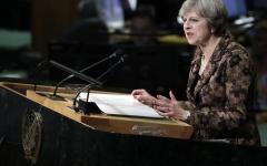 Firenze: per Theresa May misure di sicurezza straordinarie