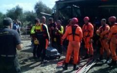 Livorno, maltempo: ritrovato il corpo dell'ultimo disperso, Gianfranco Tampucci. I morti sono otto