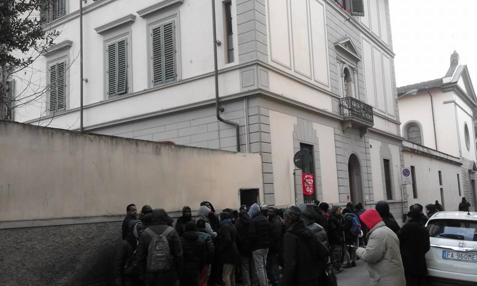 Occupazioni Abusive Ministero Interno Condannato A