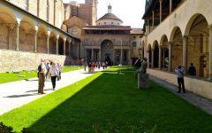 Firenze: in Santa Croce c'è «Genius Loci»