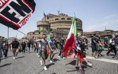 Roma: Minniti vieta il corteo di Forza Nuova per il 28 ottobre