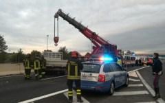 Autostrada A11, Firenze: muore 29enne per tamponamento auto-furgone