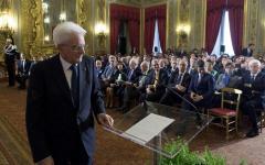 Giustizia: Mattarella striglia i magistrati, la toga non è abito da scena