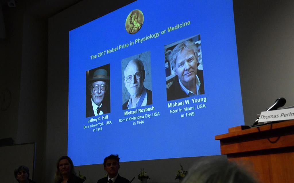 Ecco i vincitori del Nobel per la Medicina del 2017
