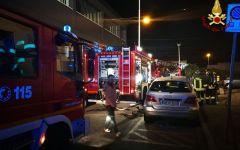 Prato: incendio in appartamento, evacuate quattro persone, una ferita
