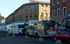 Firenze: traffico bloccato alla stazione Santa Maria Novella, la protesta dei sindacati Ataf