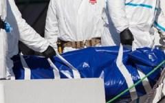 Migranti: Salerno, 26 donne morte a bordo della nave Cantabria giunta stamani con un carico di 400 persone