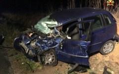 Capalbio: 60enne muore nello scontro della sua auto con ub Tir