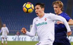 Fiorentina battuta dalla Lazio: 1-0. Pioli sbaglia squadra. Gaspar, Sanchez e Saponara inguardabili. Pagelle