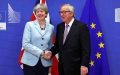 Strasburgo: compromesso sulla Brexit, si attende il via libera di Westminster
