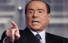 Migranti: Berlusconi, via 600.000 dall'Italia. Sono una bomba sociale pronta a esplodere