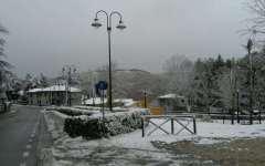 Maltempo in Toscana, codice giallo: neve in collina, anche a Firenze, venerdì 14 dicembre