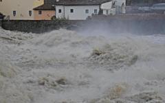 Toscana maltempo: codice giallo prorogato fino alle 24 di domenica 18 marzo