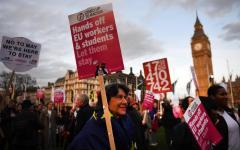 Londra, Brexit: si pensa a un secondo referendum, per tornare nella Ue