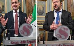 Governo: Salvini e Di Maio, avanti con l'alleanza di governo. La lega al 36%
